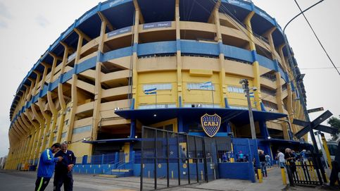 Evacúan La Bombonera por amenaza de bomba cuando el Boca Juniors viaja a Madrid