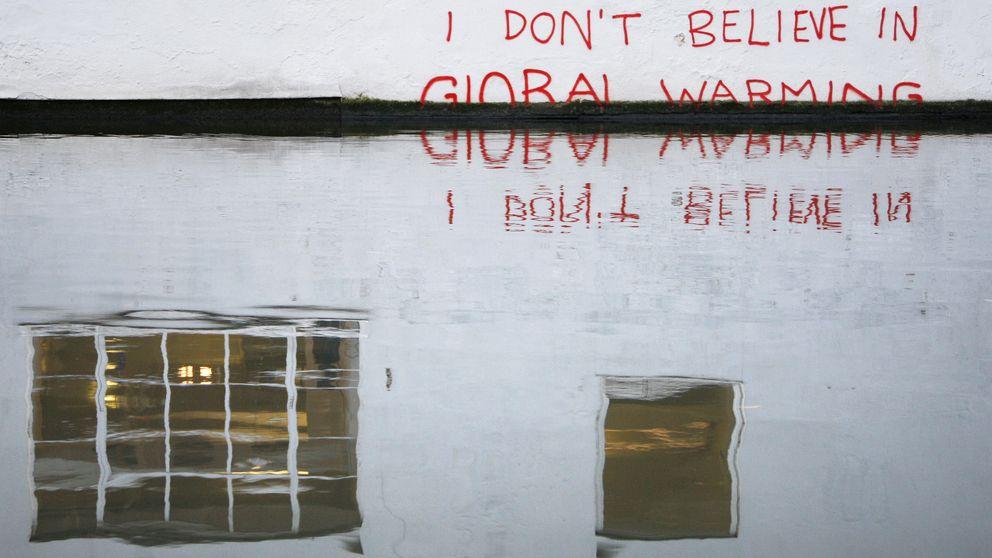 El cambio climático es más rápido ahora que en los últimos 1.000 años