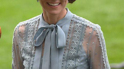 Kate Middleton inspira a Letizia con su look (alabado fuera y criticado en casa)