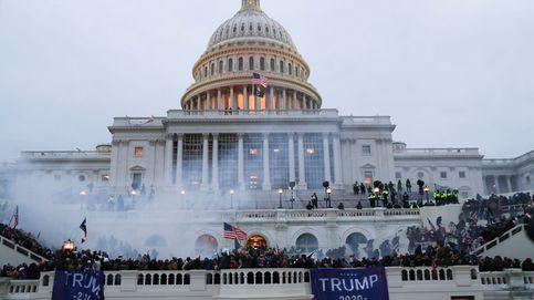 Reacciones | Es un intento de golpe de Estado: horror por el asalto al Capitolio