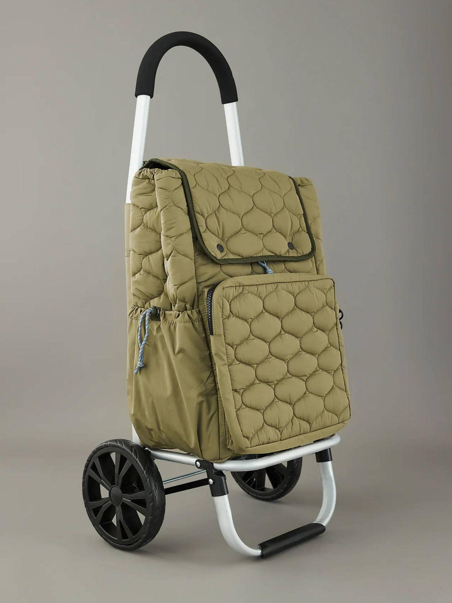 El carrito de la compra de Zara arrasa en ventas. (Cortesía)