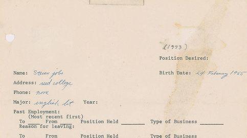Así pedía trabajo Steve Jobs en 1973: faltas de ortografía, sin coche y sin teléfono