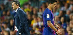 Post de El Barça no pierde el ritmo, el mismo que Suárez no encuentra por ningún sitio