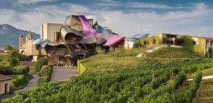 Post de Elciego, mucho más que buen vino y el hotel vanguardista de Frank Gehry