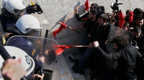 Las reformas de Tsipras reavivan las protestas en Atenas