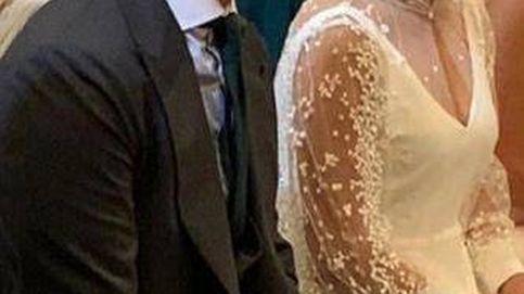 Jaime, hijo de Silvia Gómez-Cuétara, y Marta Nicolás: así ha sido su boda