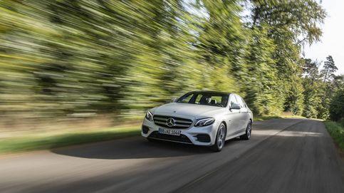 El coche eléctrico de Mercedes que también es diésel (y no contamina casi)