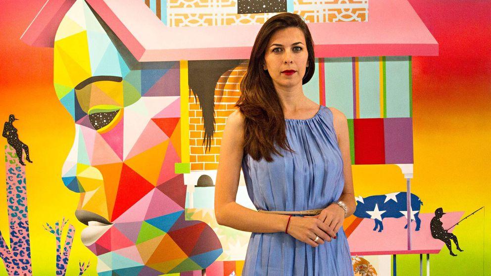El tecnicolor del arte urbano se instala en Ibiza de la mano de Anna Dimitrova