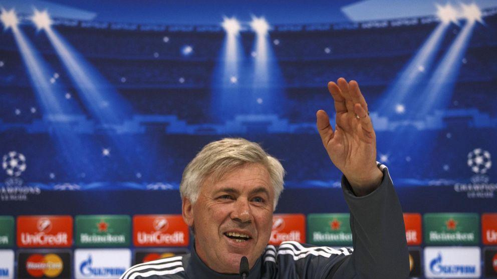 Ancelotti, cada vez más seguro de dar un portazo a Florentino