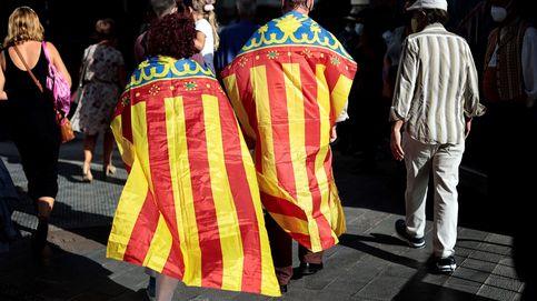 La Comunidad Valenciana celebra su día y una nueva colada nace en La Palma: el día en fotos