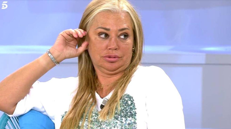 Belén Esteban se encara con el director de 'Sálvame' ante las mofas por su aumento de peso