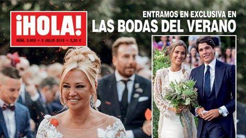 Belén Esteban: todos los detalles de su vestido de novia