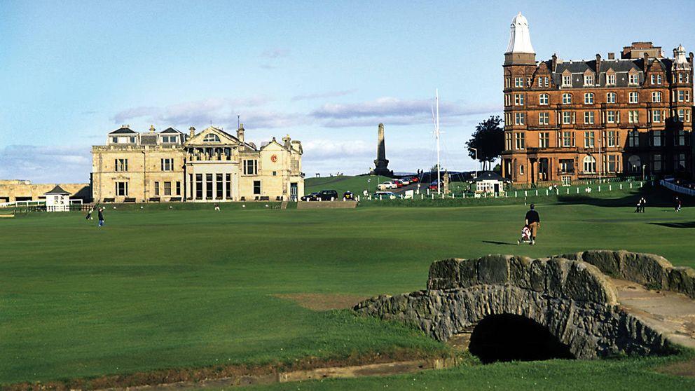 La vuelta al mundo por los diez mejores campos de golf