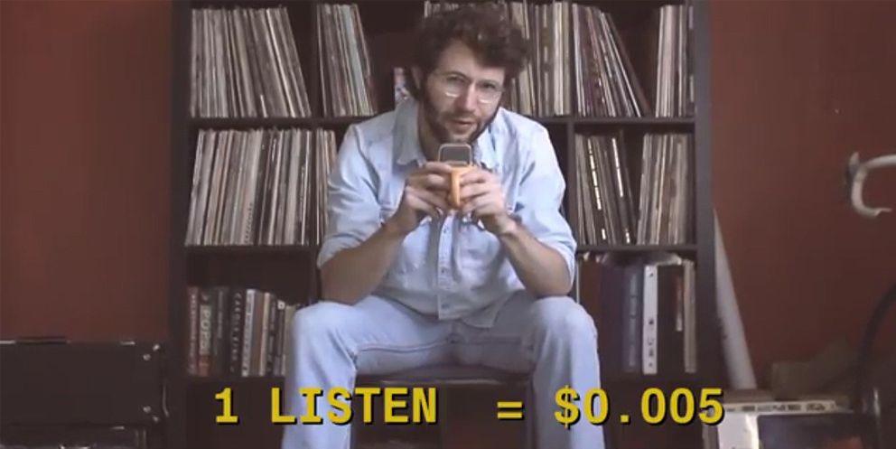 Foto: Se la juegan a Spotify con un disco en blanco (y se financian la gira)