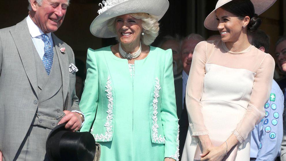 El príncipe Carlos y Camilla, los grandes aliados de Meghan: estos son sus motivos