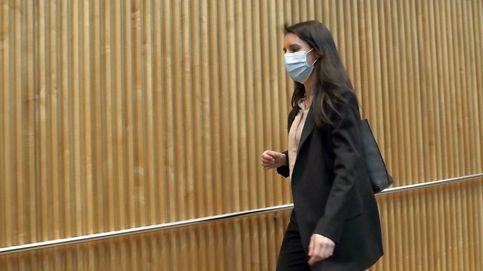 La Guardia Civil incluye el vídeo de Irene Montero en un segundo informe del 8-M