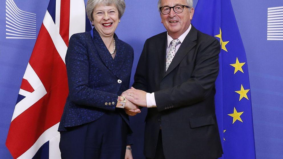 May defiende que la posición de Reino Unido sobre Gibraltar no ha cambiado