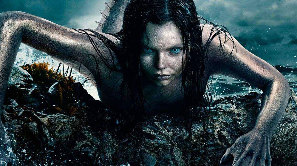 Foto: Imagen promocional de la serie 'Siren'. (HBO)