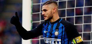 Post de Mauro Icardi, el nuevo Beckham, solo irá al Real Madrid si liquidan a Benzema