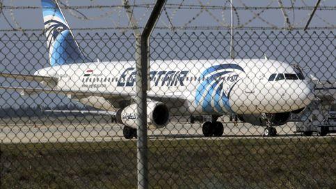 El avión de EgyptAir se fabricó en 2003 y llevaba 48.000 horas de vuelo