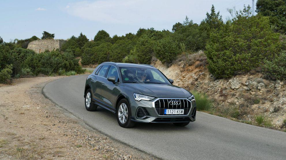 Audi Q3, el todocamino prémium que crece: más grande y más caro