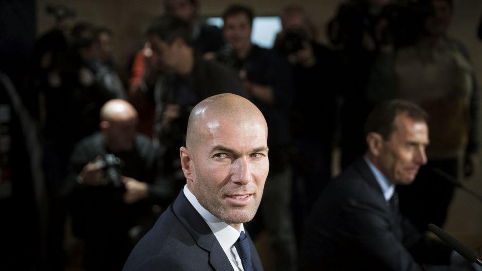 La promesa de Zidane