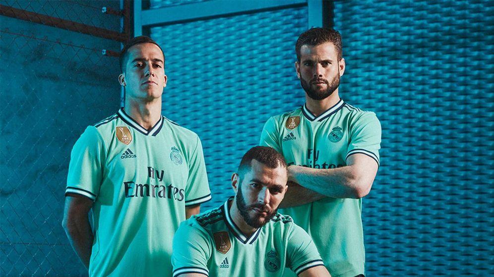 Foto: Tercera equipación del Real Madrid (realmadrid.com)