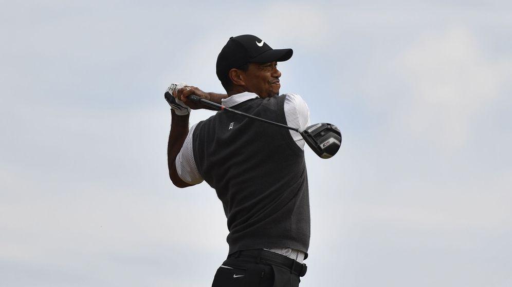 Foto: Tiger Woods ha ganado tres veces el Open Británico, la última en 2006. (EFE)