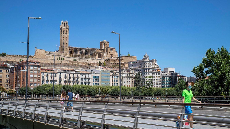 El Segrià registra la cifra más alta de casos y el hospital de Lleida alerta de sus límites