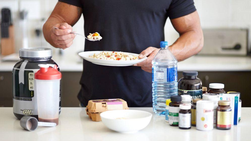 Suplementos para adelgazar y ganar musculo