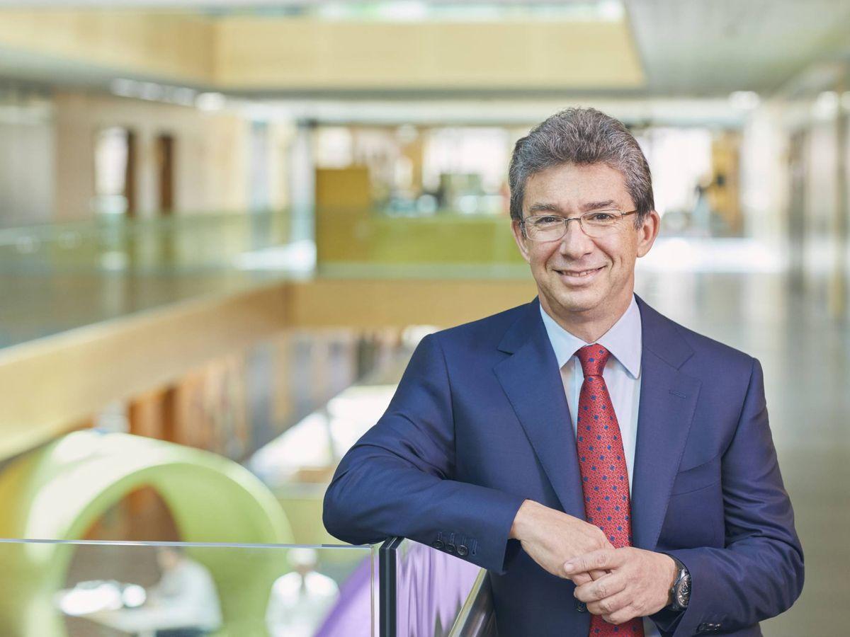 Foto: Andre Calantzopoulos, presidente de PMI. (Philip Morris)