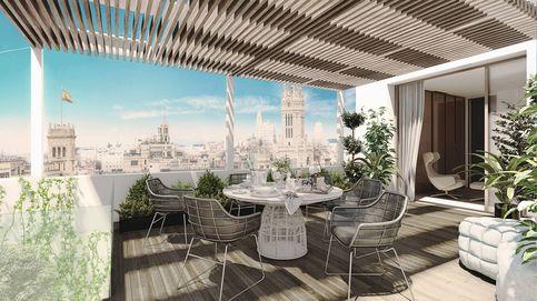 Nuevo récord en el mercado de lujo: vendido el ático más caro de Madrid (14,6 M)