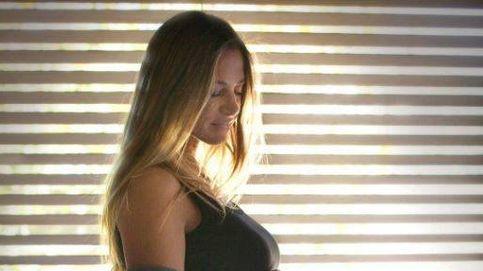 Martina Klein cumple 40 enamorada de su panzota de ocho meses