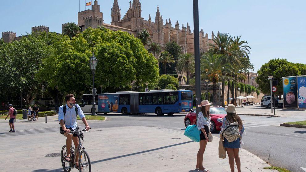 Baleares, Comunidad Valenciana y Cataluña lideran la caída del PIB por el covid-19