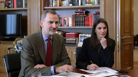 El éxito de Felipe y Letizia en redes: crecen con el Covid-19 y superan a los otros royals