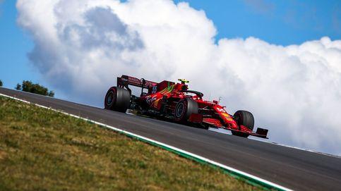 ¿Puede ser Carlos Sainz 'el mejor del resto' en el GP de Portugal? El primer día lo fue