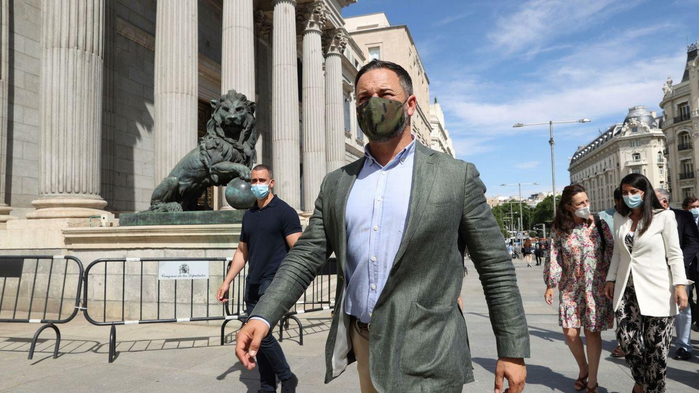 Vox toma impulso en los tribunales: sus victorias políticas, de la alarma al 'procés'