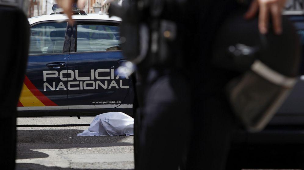 Foto: El butronero Niño Sáez, asesinado a tiros en plena calle en Madrid. (EFE)