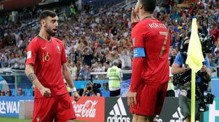 El gol de falta de Cristiano nos hace más fuertes