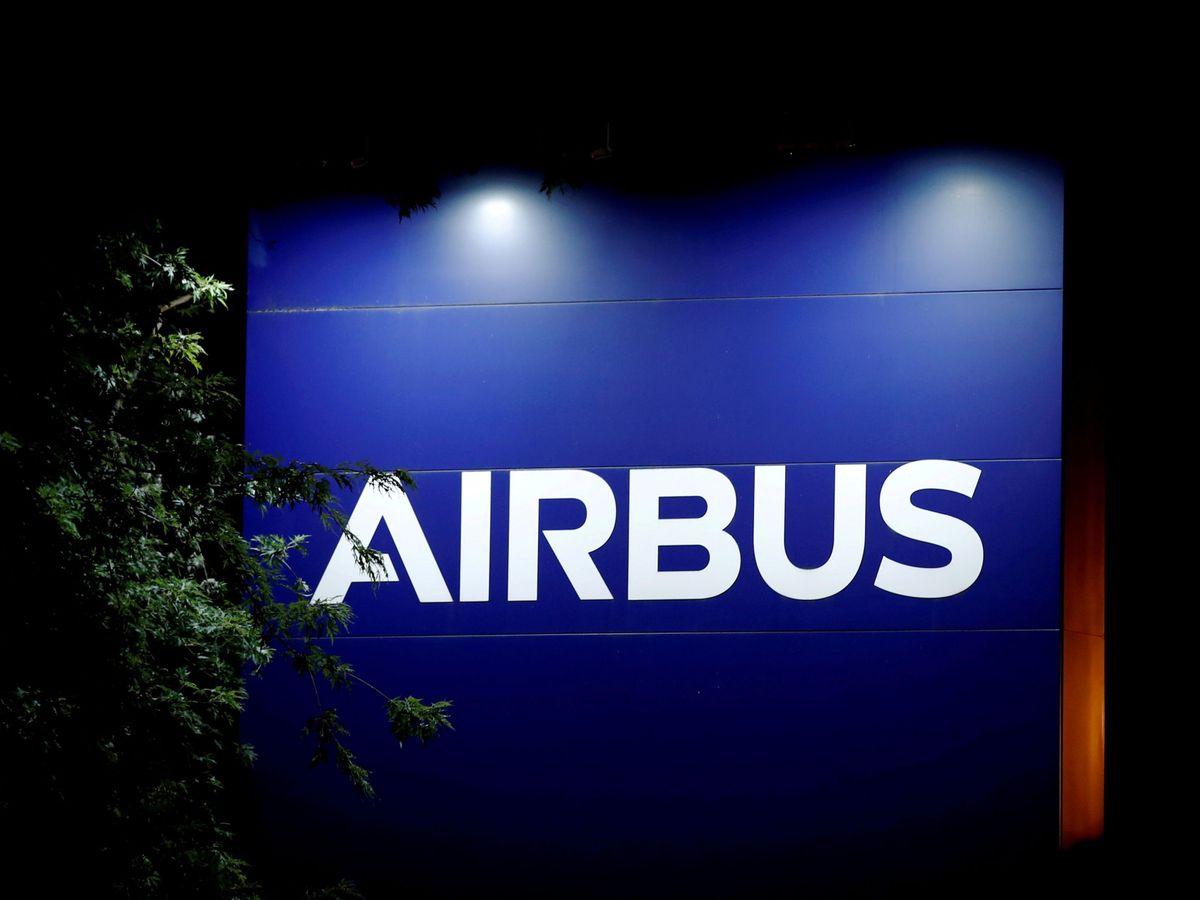Foto: El logo de Airbus. (Reuters)
