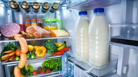 ¿Cuánto tiempo puede estar la leche abierta en la nevera?