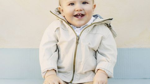 Así ha celebrado su primer año el príncipe Alexander de Suecia