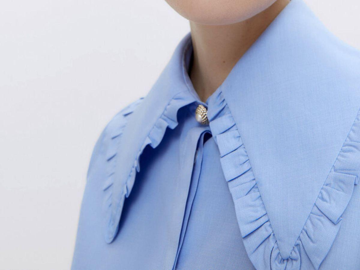 Foto: La camisa de Uterqüe. (Cortesía)