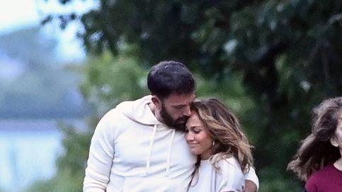 El intenso fin de semana de Jennifer Lopez y Ben Affleck