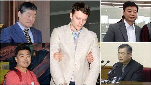 Los 'otros' Otto Warmbier de Corea del Norte: tres estadounideneses y un canadiense