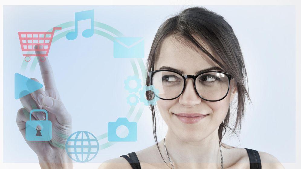 Foto: Los jóvenes marcarán la pauta del futuro. Y quieren coches autónomos, compras 'online' ¿y trabajos como 'freelance'? (iStock)