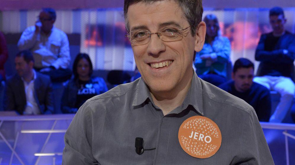 Foto: Jero Hernández, concursante de 'Pasapalabra'. (Mediaset)