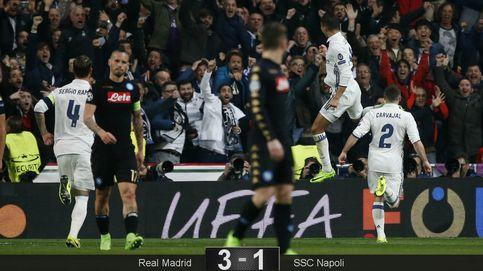 El Madrid vuelve a sentirse invencible y se queda con las ganas de cerrar el pase