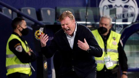 El Barça colapsa ante el Levante, pierde LaLiga y Koeman explota de rabia (3-3)