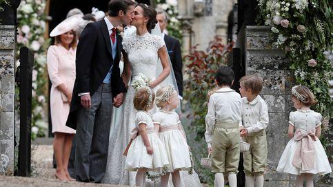 Pippa Middleton y James Matthews ya son marido y mujer